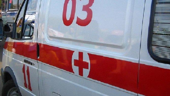 В ДТП в Брянске пострадал водитель