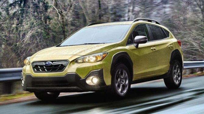 Весной вРоссии появится обновлённый SubaruXV