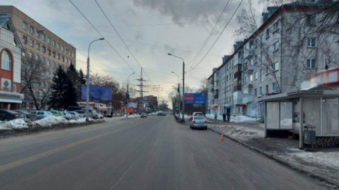 Водитель ПАЗа вТомске решил спрятаться сам отсебя