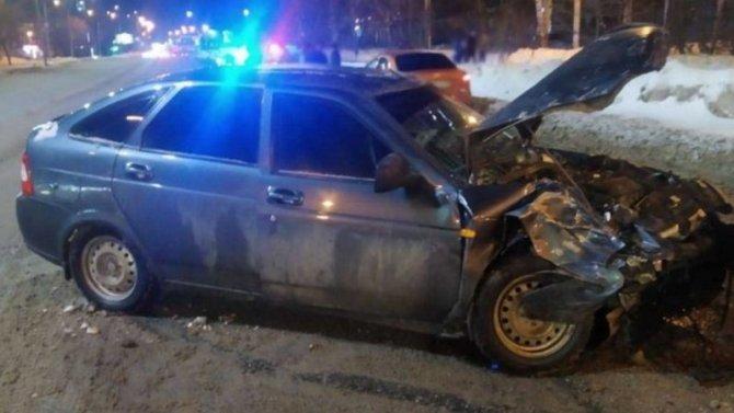 32-летний пьяный водитель убил свою 85-летнюю пассажирку вИжевске