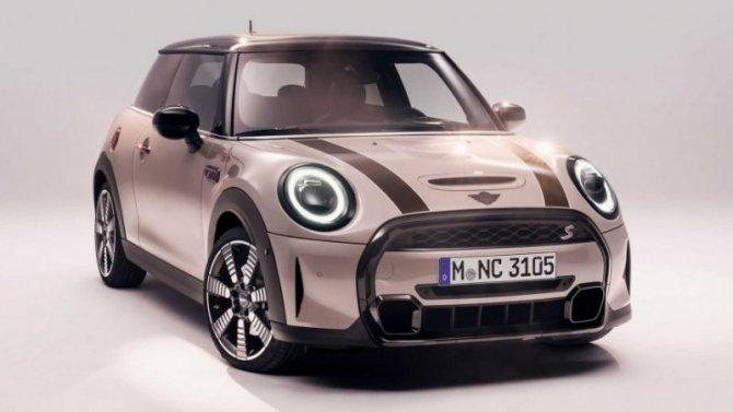 Вавтомобилях Mini появятся детали изпереработанных материалов