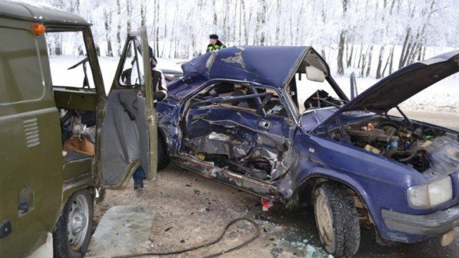 Массовое ДТП со смертельным исходом в Сторожиловском районе