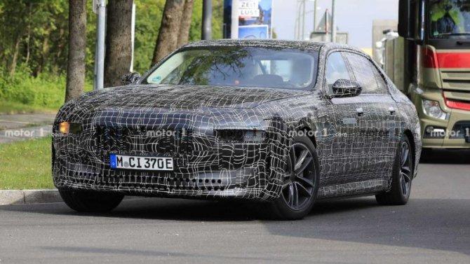Новый BMW 7-Series: появились подробности
