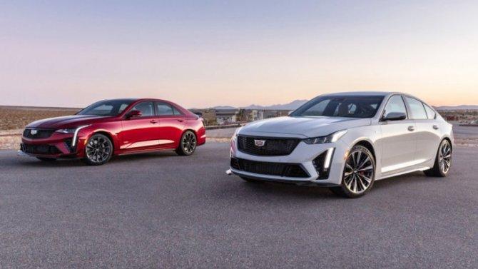 Спорт-седаны Cadillac: новое прочтение классики американского автопрома