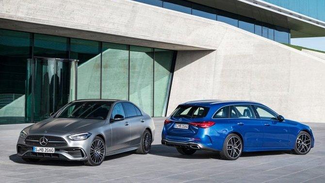 Представлен новый Mercedes-Benz C-Кlassе