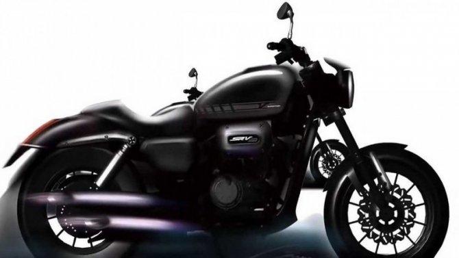 Китайский партнёр Harley-Davidson рассказал оновом мотоцикле