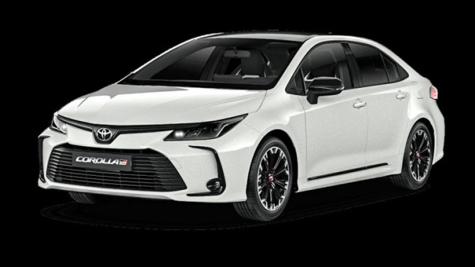 Названы рублёвые цены на две «заряженные» модели Toyota
