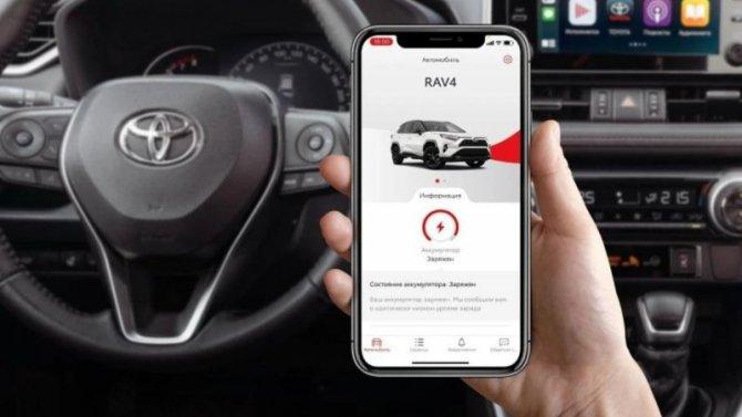 Российские версии Toyota иLexus получили интересное новшество