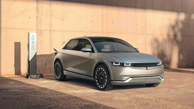 Состоялась презентация электромобиля Hyundai Ioniq 5