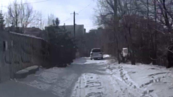 Профессиональный наркоша пытался сбежать отсотрудников ДПС вХабаровске
