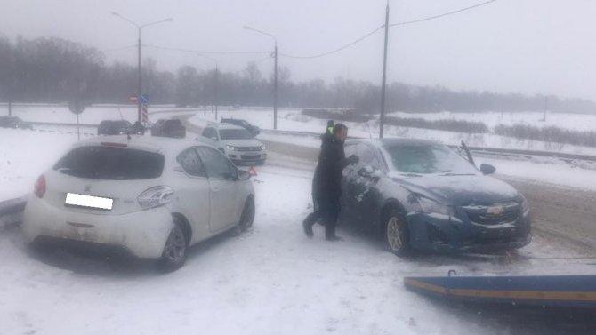 4-летний ребенок пострадал в ДТП в Тверской области