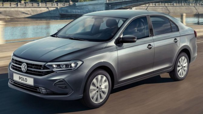 ВРоссии снизились продажи новых автомобилей Volkswagen