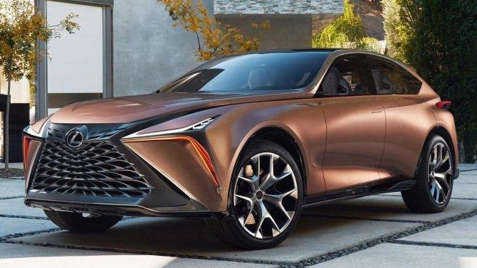 Lexus готовит новый флагманский кроссовер