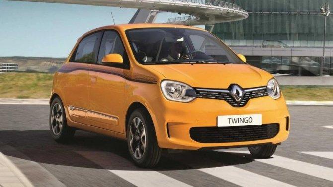 Renault Twingo уйдёт сконвейера