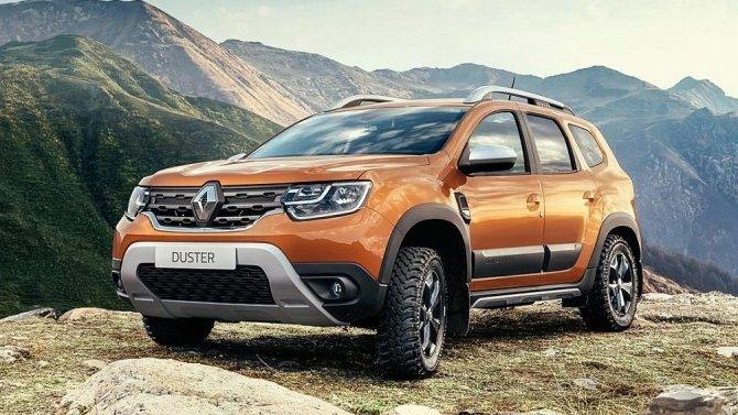 Представлена российская версия нового Renault Duster