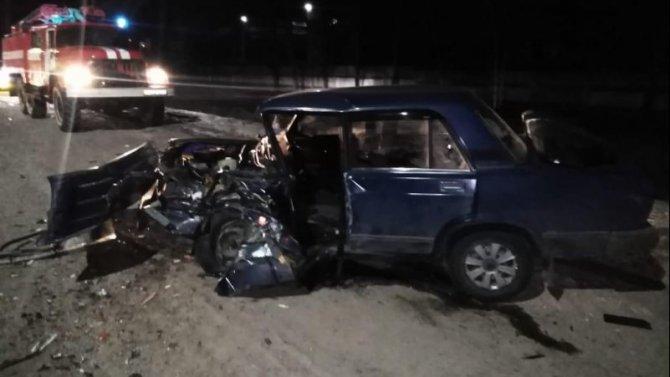 Три человека пострадали в ДТП в Бутурлиновке Воронежской области