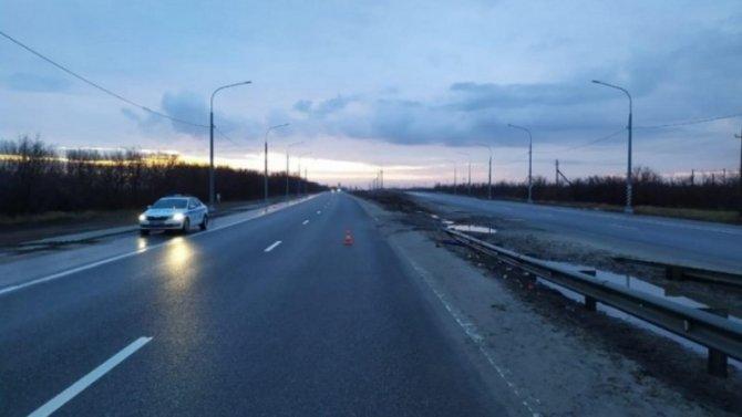 Туман стал причиной смерти пешехода под Волгоградом