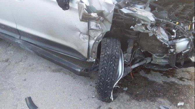 21-летний пассажир погиб в ДТП в Воронежской области