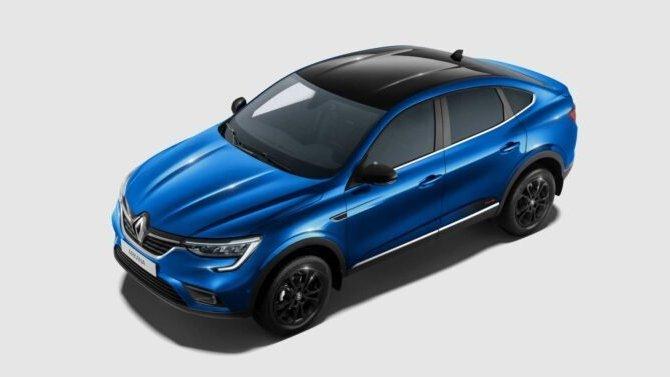 Паркетник Renault Arkana получил новое исполнение