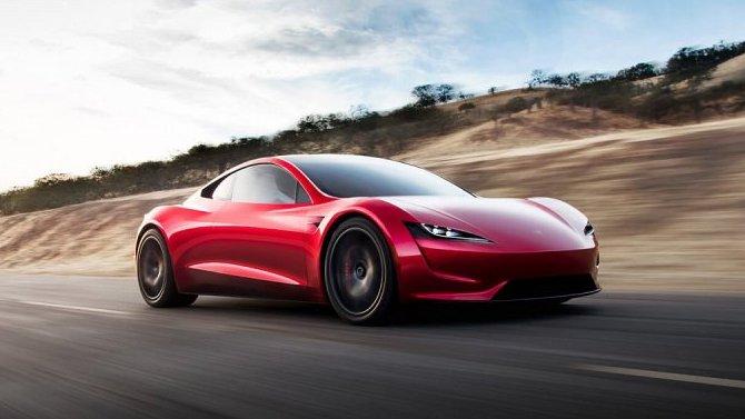 Tesla Roadster: «Мне бы в небо…»