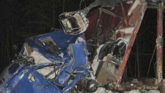 Нарушение режима скорости перечеркнуло режим жизни водителю лесовоза вБратском районе