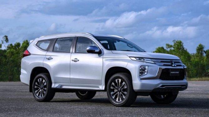 Когда в Россию приедет новый Mitsubishi Pajero Sport?