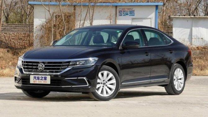 Volkswagen Passat стал лифтбеком