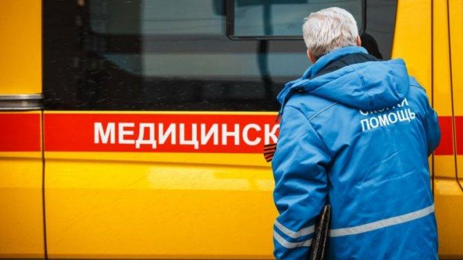 Авария вКемерово сучастием машины «скорой помощи», пострадали люди