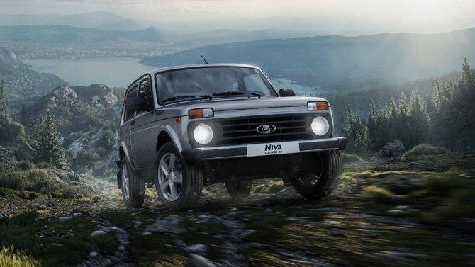 «АвтоВАЗ» увеличил выпуск Lada Niva Legend