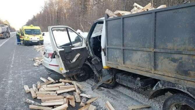 25-летняя девушка погибла в ДТП в Татарстане