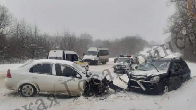 Все больше аварий сучастием возрастных водителей