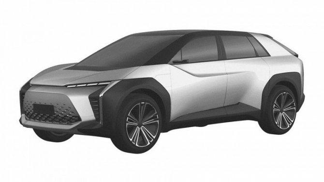 Toyota готовит два новых электромобиля