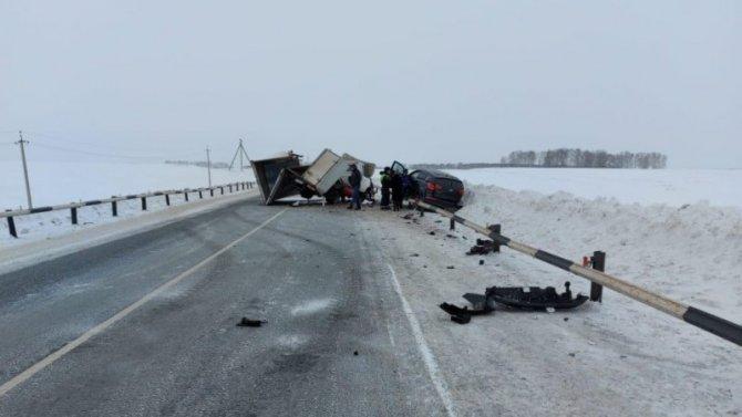 Если угрузовика отрывает кузов, значит, день прошел незря