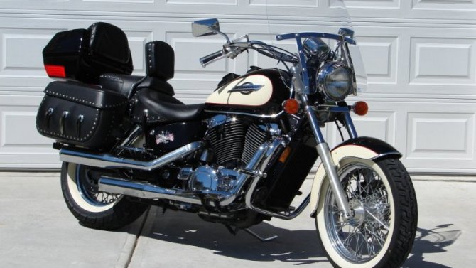 Впрошлом году вРоссии снизились продажи подержанных мотоциклов