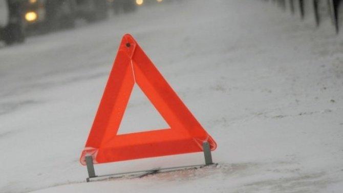 Мужчина и ребенок пострадали в ДТП в Тверской области