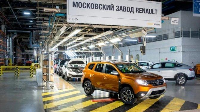 Когда начнутся продажи нового Renault Duster?