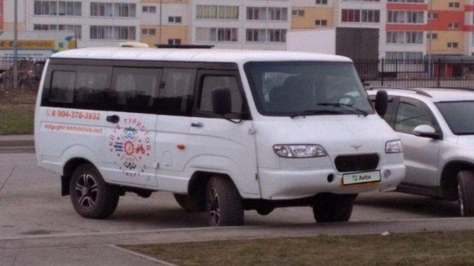 ВРоссии продаётся концепт-кар преемника «Буханки»