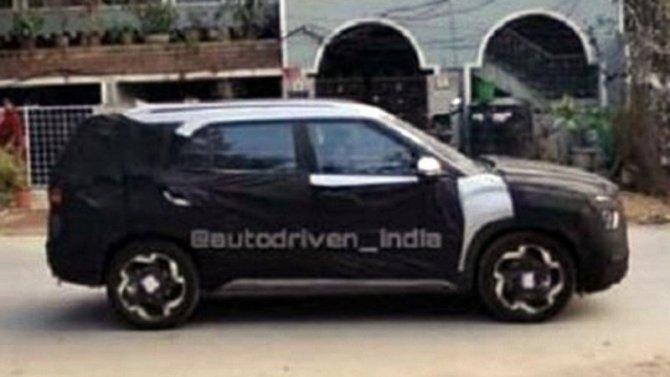 Появились новые подробности обудлинённой версии Hyundai Creta