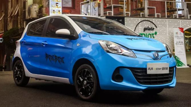 Changan начал продажи сверхбюджетного электромобиля