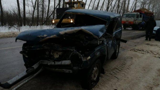 Жестокая авария вПензенской области сучастием школьного автобуса