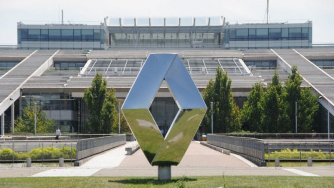 Фирма Renault завершила прошлый год с рекордными для себя убытками
