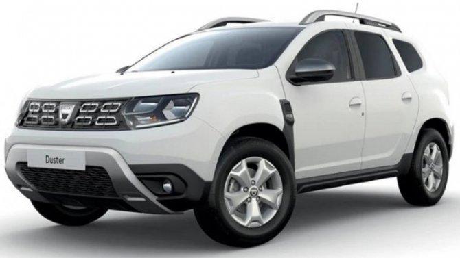 Представлена коммерческая версия нового Dacia Duster