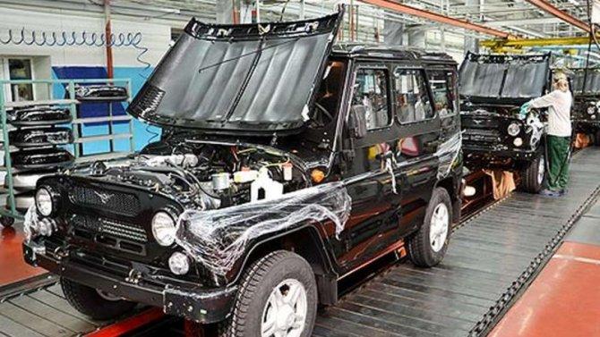 Как был модернизирован УАЗ?