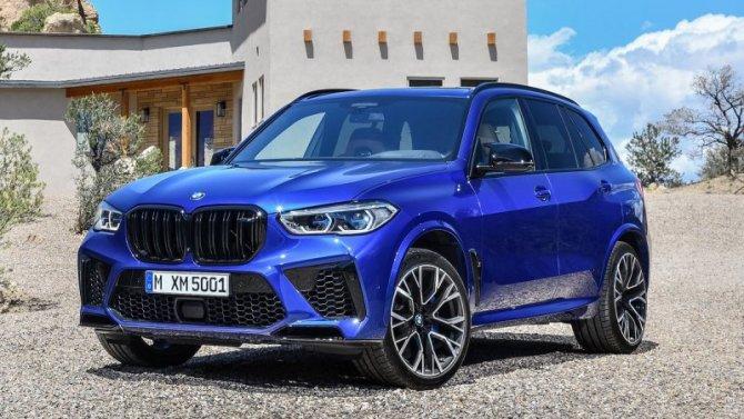 Кроссоверы BMW – «без руля и без ветрил»