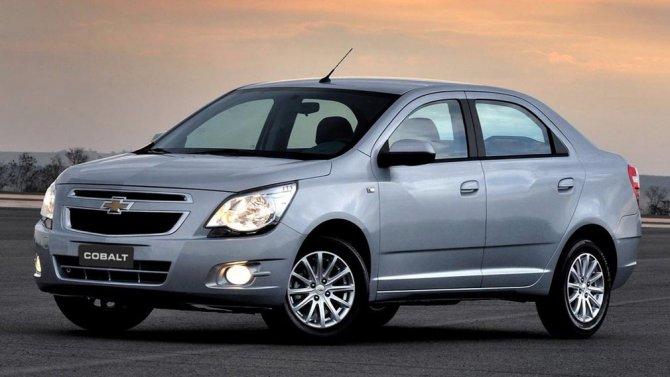 1 Chevrolet Cobalt
