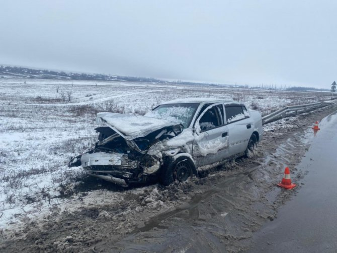 Пять человек пострадали в ДТП вРостовской области (1)