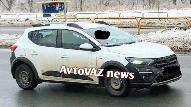 «АвтоВАЗ» начнёт выпуск нового Renault Sandero