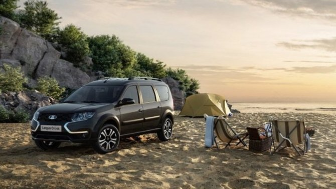 «АвтоВАЗ» начал продажи Lada LargusFL