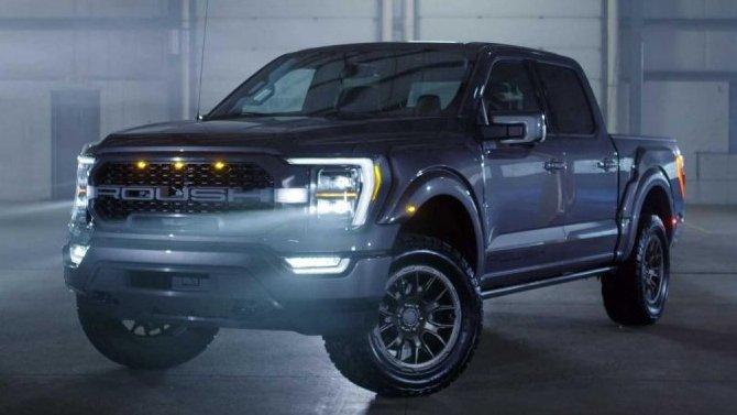 Новый Ford F-150 вновь стал объектом для тюнинга