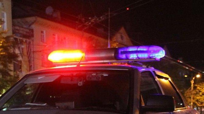 В Тульской области фургон насмерть сбил пешехода